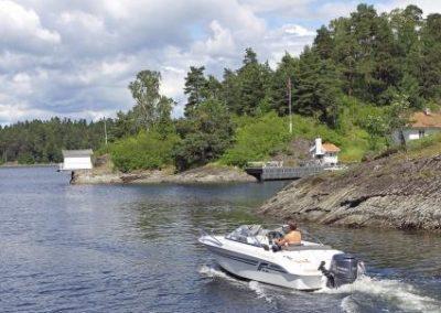 Finnmaster 55 BR langtest Vi menn Båt juni 2013 09